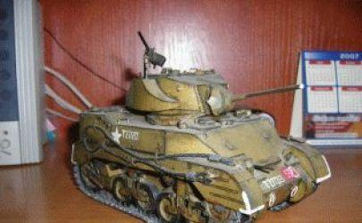Lekki czołg Stuart