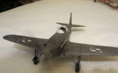 Yak-3 (B&W)
