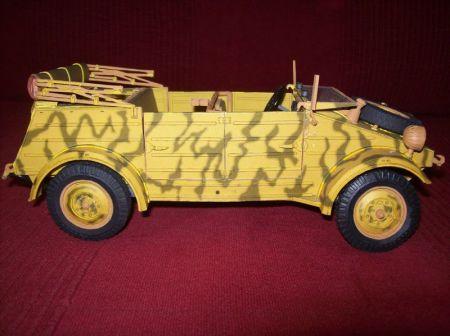 Pkw. K1 Kubelwagen Typ 82