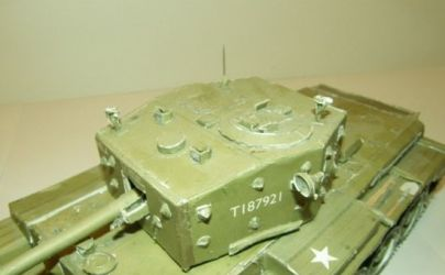 Tank VIII Cromwell