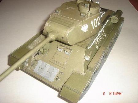 T-34/85 RUDY