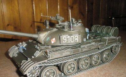 Radzecki cołg średni T-55 A