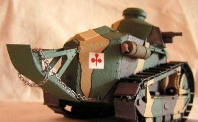 Lekki czołg Renault R-17