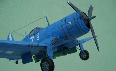 Samolot myśliwski Chance Vought F4U-1D Corsair