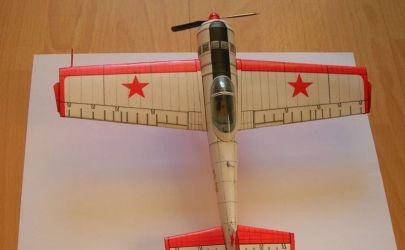 JAK-55 (HobbyModel)