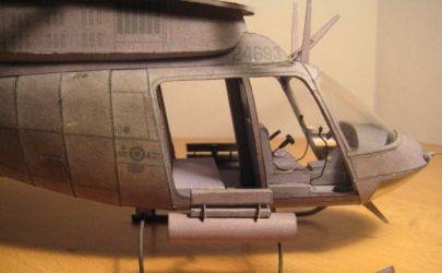 OH-58 D Combat Scout