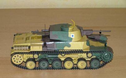 Japoński czołg średni Chi-he