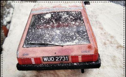 Mazda 323 FF (Zetka/1:24)