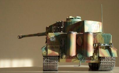 PzKpfw VI ausf.E Tiger