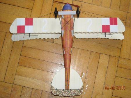 Albatros (Oeffag) D.III Ba.253