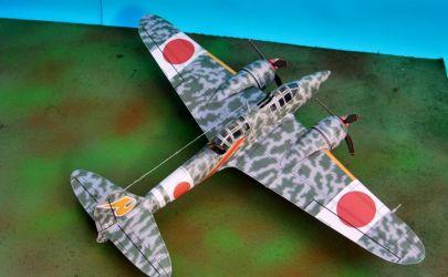 Kawasaki Ki-45 toryu [fly model nr.40]