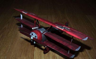 Fokker DR I 102/17