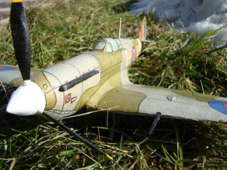 Spitfire Mk-Vb MM 9-1973r.
