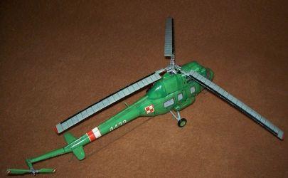 Helikopter Mi-2