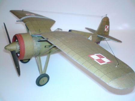 PZL P-11c MM