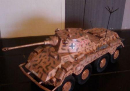 sdkfz 233/2 Puma