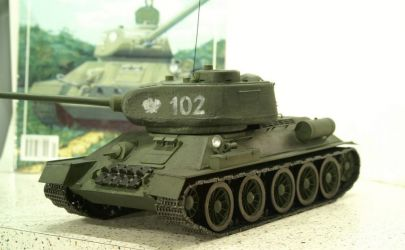 T-34/85 Rudy - MM 2005