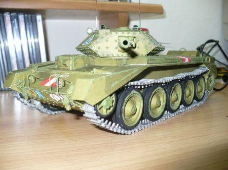 MK VI Crusader III (Modelik 25/05)