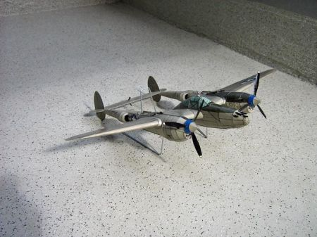 P-38 Lockheed Lightning