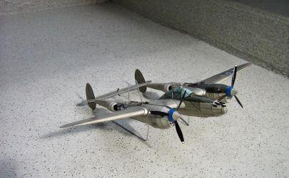 P-38 Lockheed Lightning