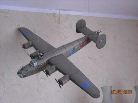 B-24D Liberator MM