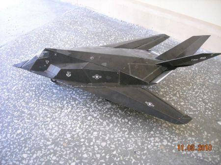 F-117A Nowe Modele 1:33