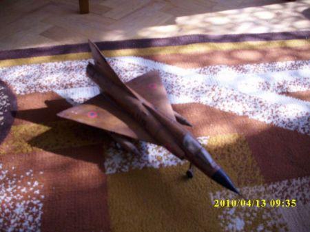 Mirage IIIc (Mały Modelarz)