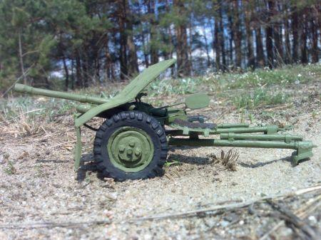 Armata Ppanc wz.34 Bofors  odsłona III