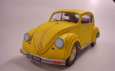 VW-Garbus 1:24