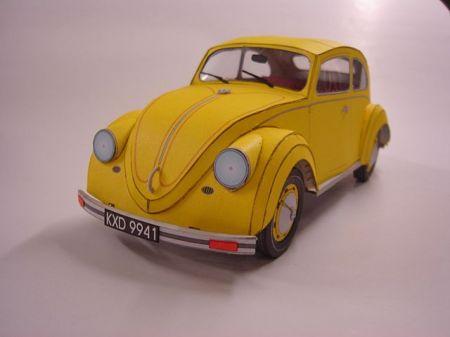 VW-Garbus 1:24