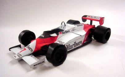 Mc LAREN MP 4/1C FORD