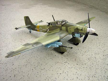 Junkers Ju 87 G-2 Natter