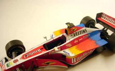 Williams FW 21