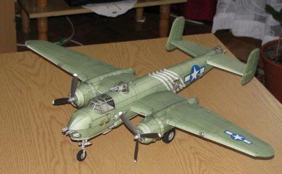 B 25 H Mitchell [Fly Model 07]