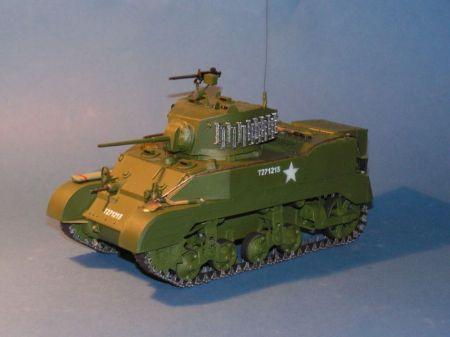M5A1 Stuart Agandowy