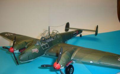 Messerschmitt Bf 110 C-1