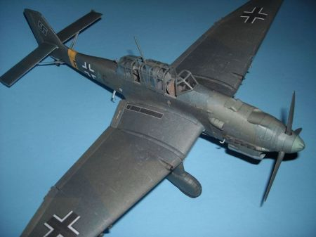 Junkers Ju-87 B2 Stuka