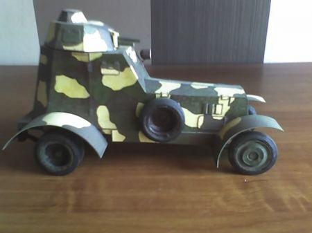 samochód pancerny wz. 34