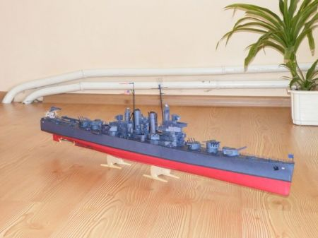 USS Helena Dom Bumagi