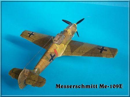 Messerschmitt Me-109E  (nowe fotki)