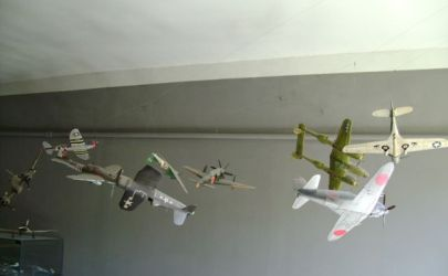 B-17 i inne