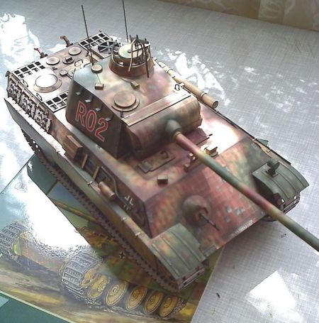 Pzkpfw. V Panther G