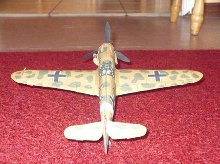 Messerschmitt Me 109G-2/trop  Lepsze zdjęcia