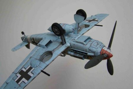 Me Bf 109 E-7 Tropical