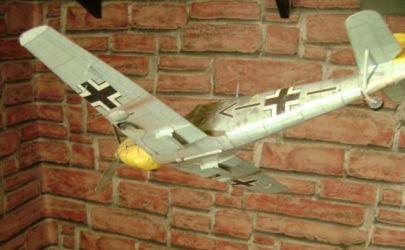 Bf-109E-4/N (AH)