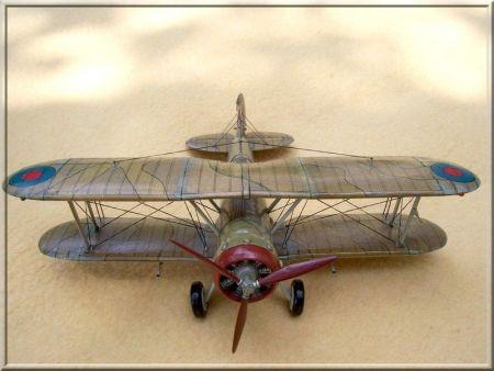 Gloster Gladiator Mk-II