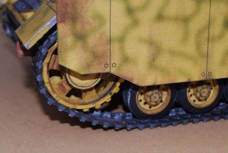 PzKpfw III Ausf.M [Modelik 2/03]