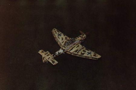 Junkers Ju-87 (GPM) - rozjaśniłem zdjęcia