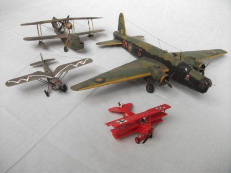 Samolot myśliwski Fokker Dr.I