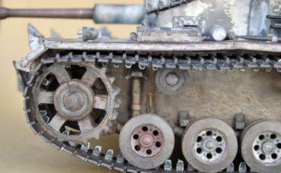 STUG 40 Ausf.F [GPM 13/2009]